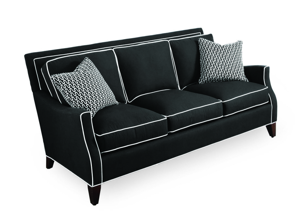 Haynes Sofa with contrast welt