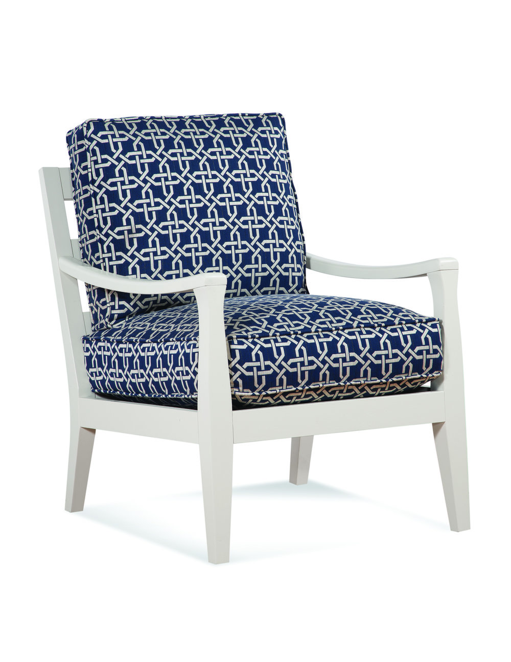 Milton Chair in Cottage White