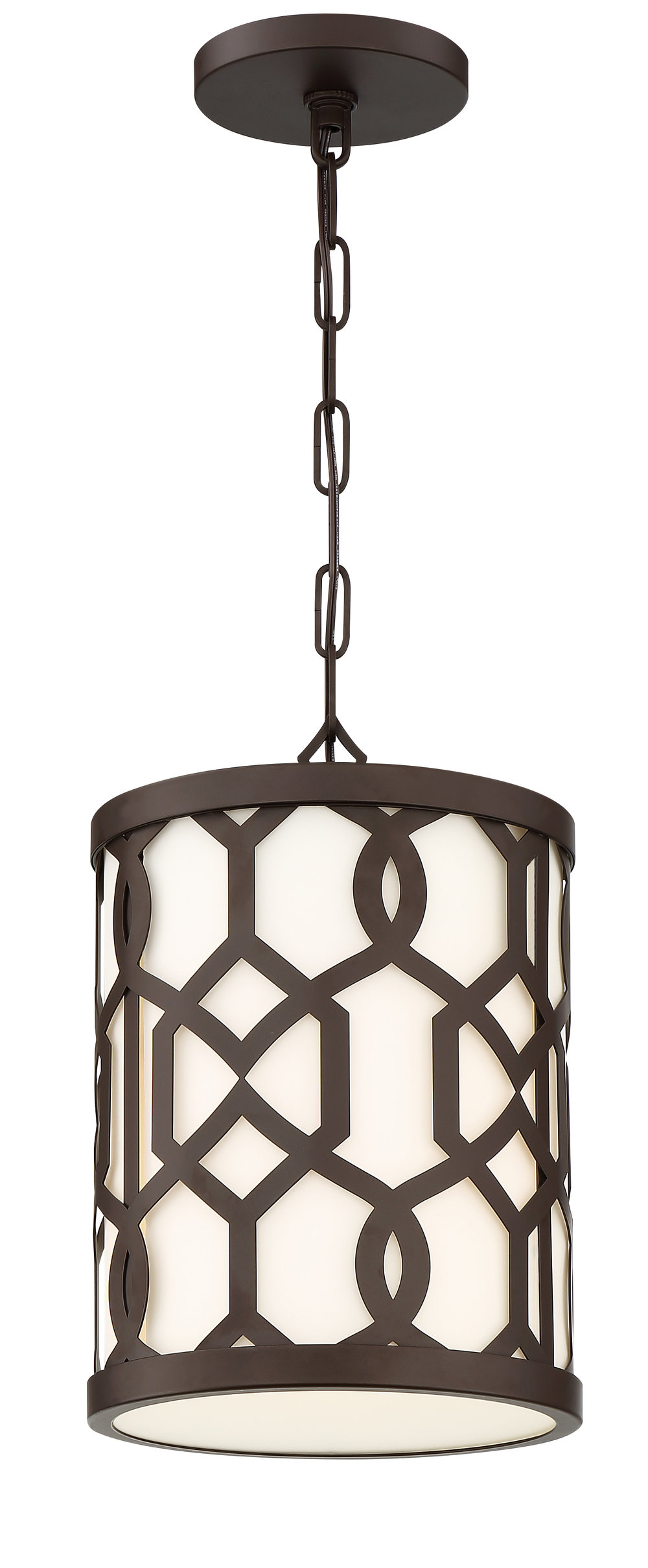 Jennings Outdoor 1 Light Chandelier