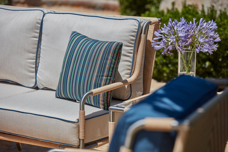 sleekly styled with angular architecturally influenced lines the versatile weston collection by libby langdon for northcape is designed to work in a