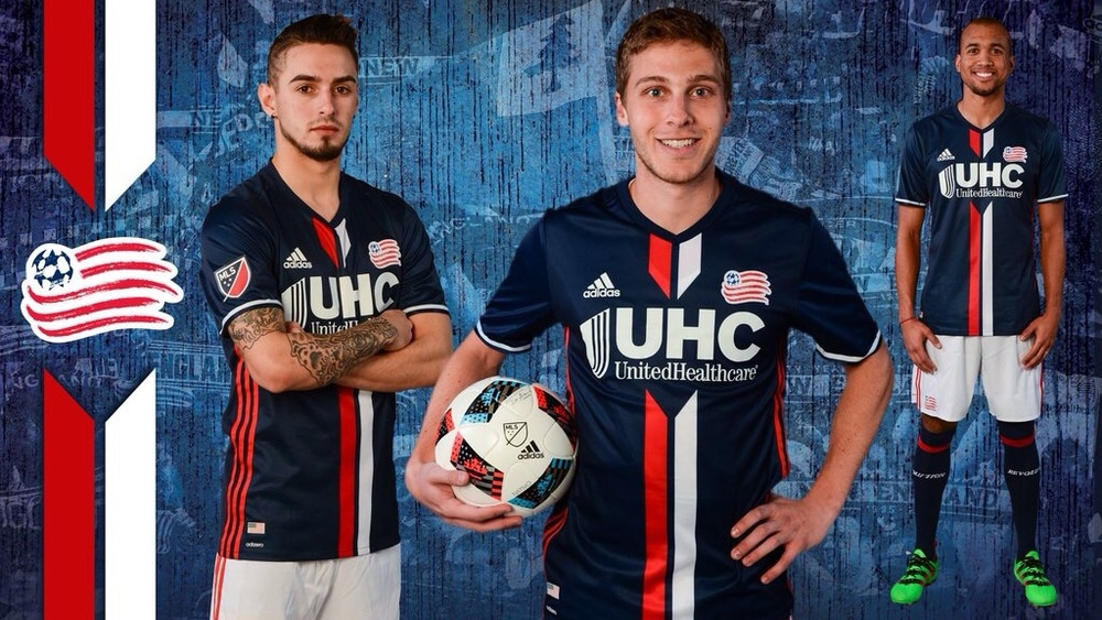 Courtesy of New England Revolution