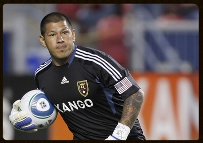 Nick Rimando is available for $6.2