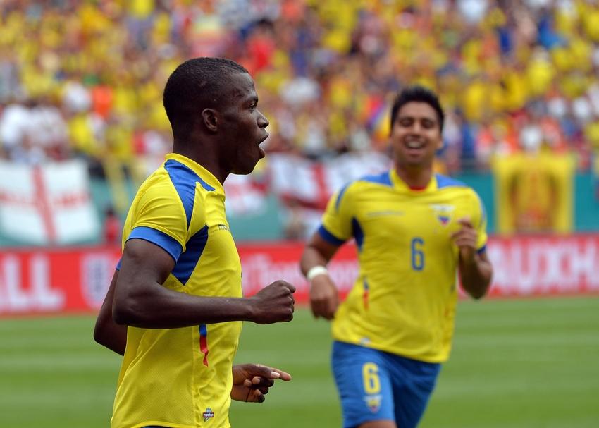 Enner Valencia leads Ecuador