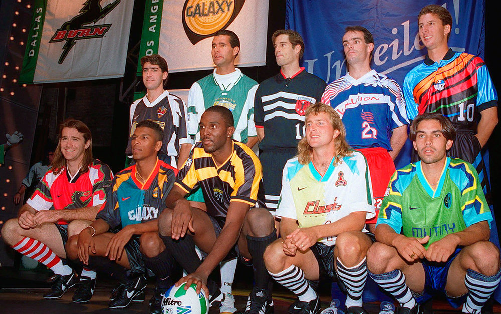 MLS Originals - (photo courtesy of si.com)
