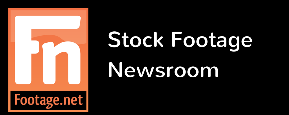 Stock Footage Newsroom