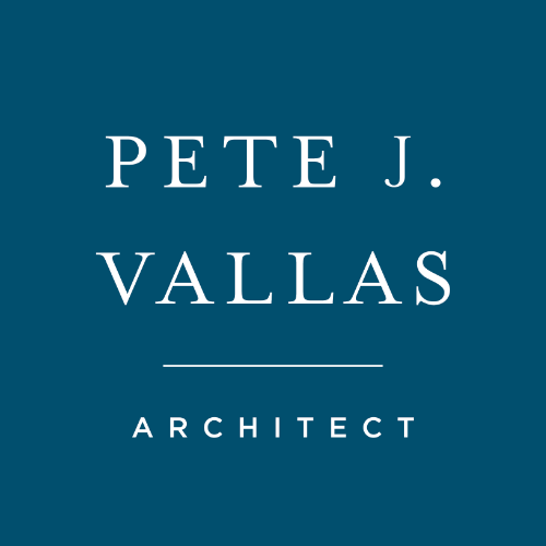 Pete J Vallas, AIA, Architect