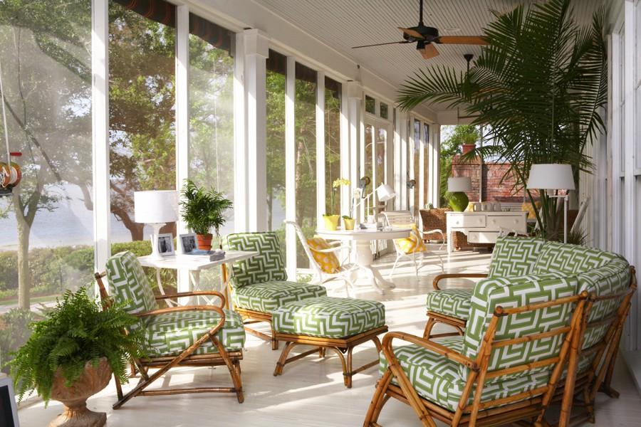 Taylor House Garden Room