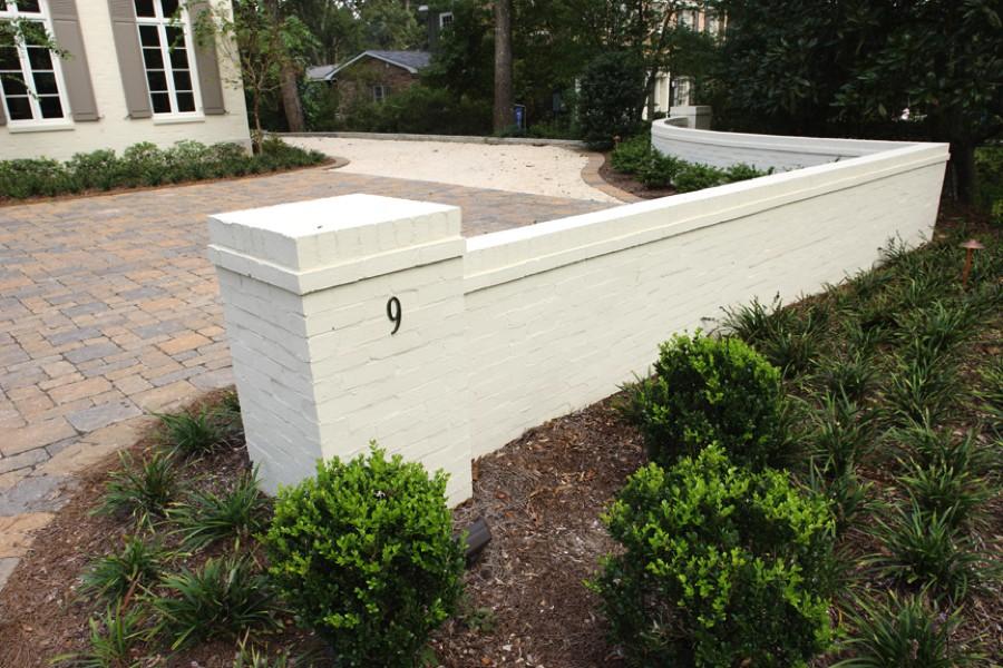 Hillwood House Fence
