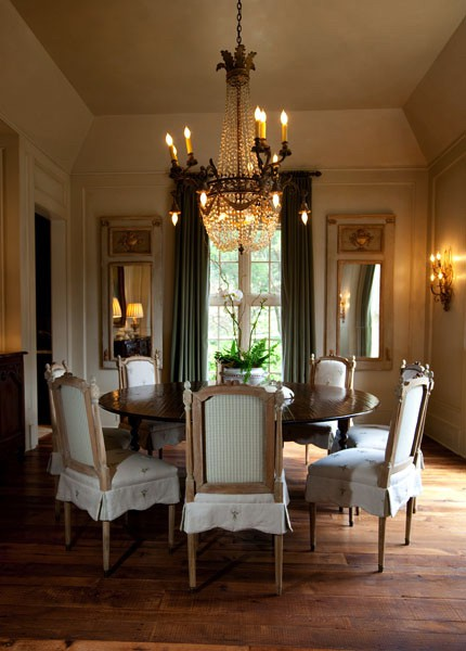 Kirby House Dining Room