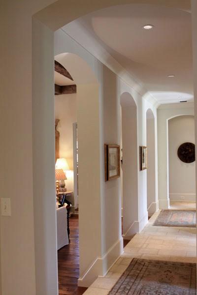 Kirby House Hallway