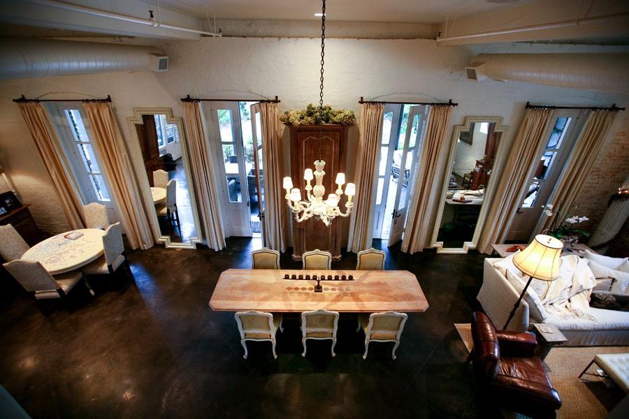 Atchison Loft Dining Room