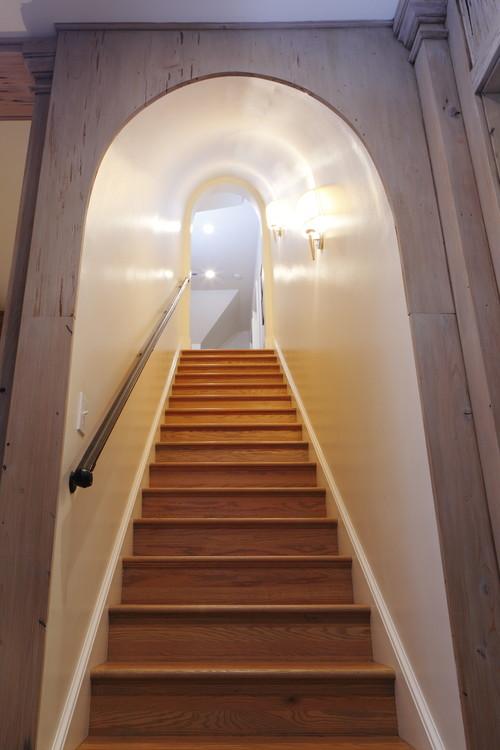 Thomas House Stairway