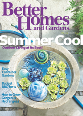 Better Homes and Garden