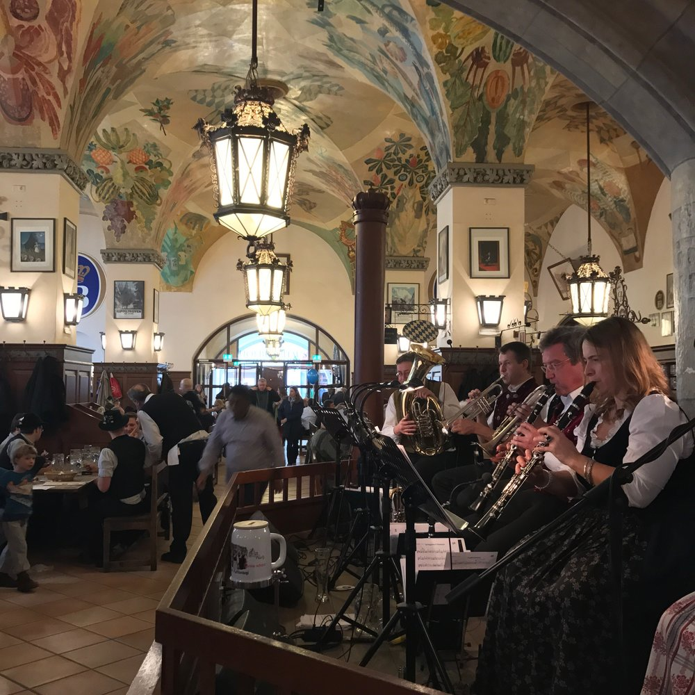 Hofbrau House- Munich