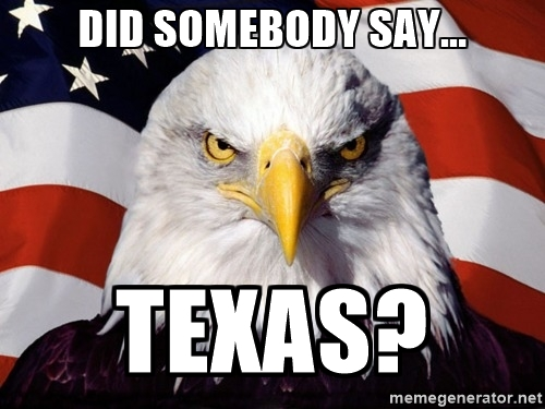 Non-Texans reactions to Senator Cornyn's questions.....