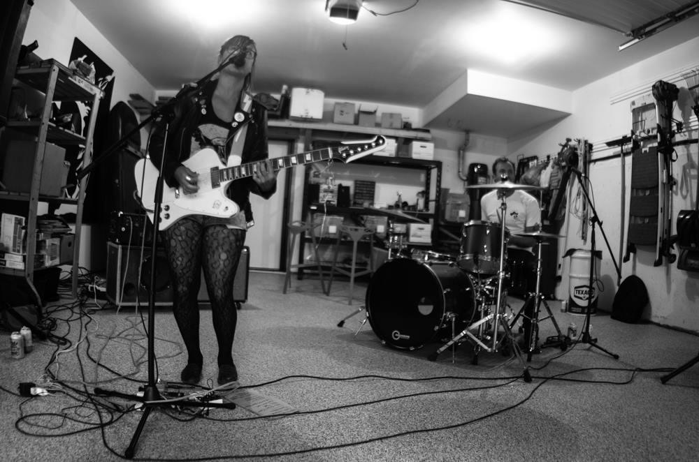"""Garage Band Alley"" 2016,Photo by Arif Ansari"