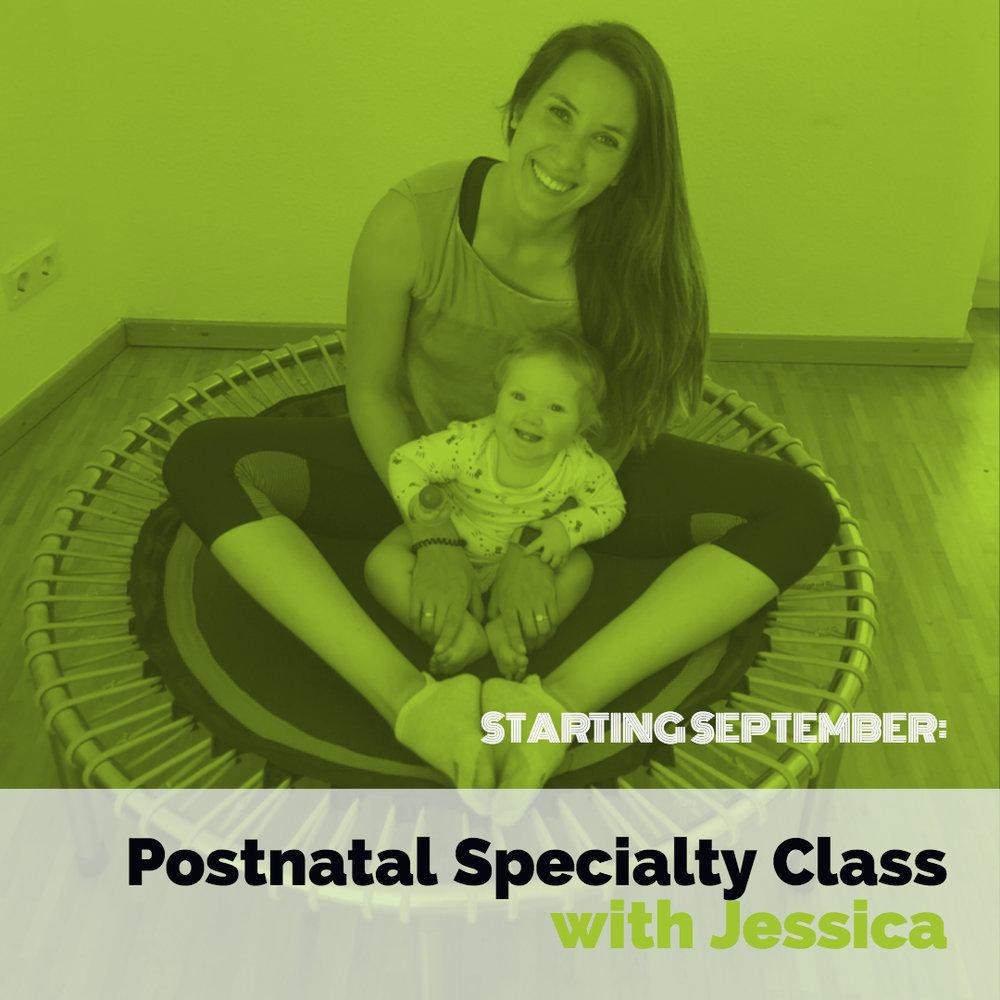 bellicon Postnatal Specialty Class