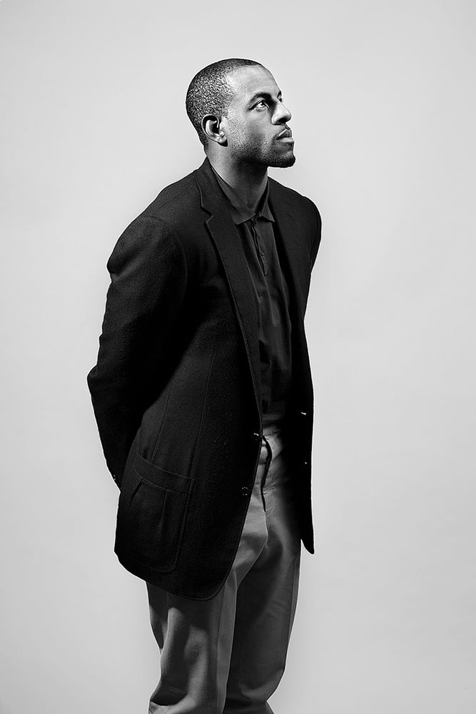 Andre Iguodala for WIRED.