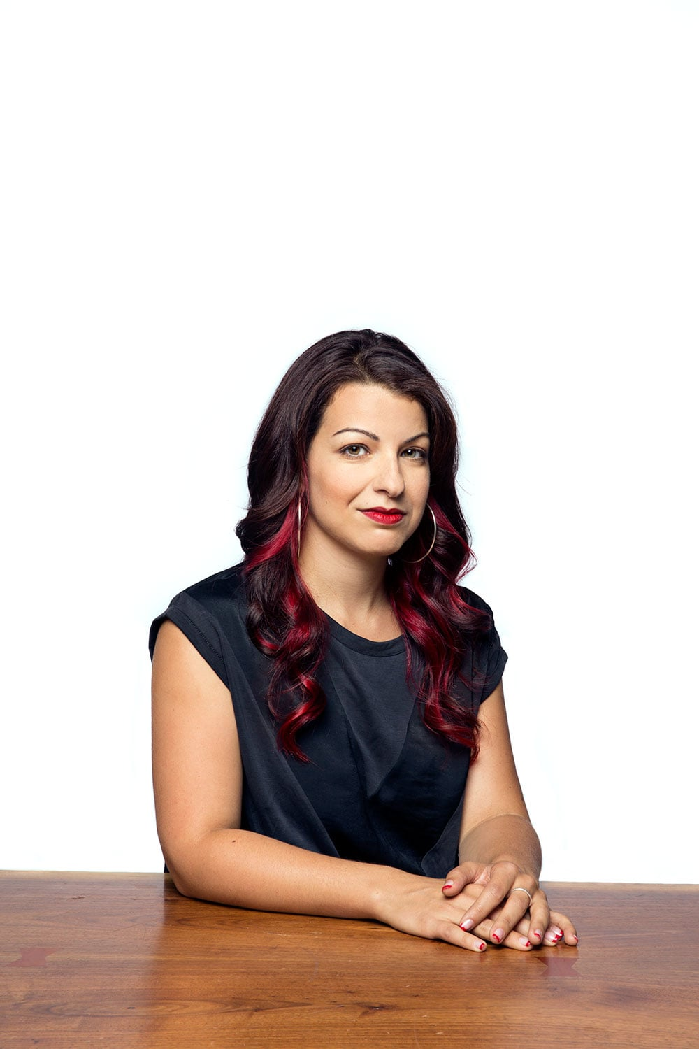 Anita Sarkeesian, of Feminist Frequency for WIRED.