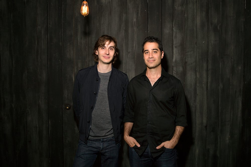 Founders of Periscope.