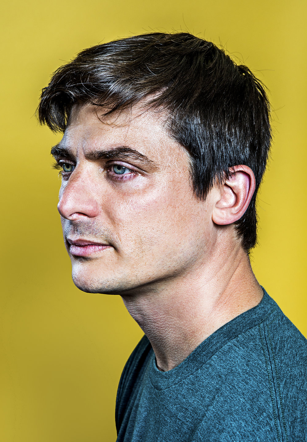 Josh Tetrick, founder of Hampton Creek, for The Atlantic.