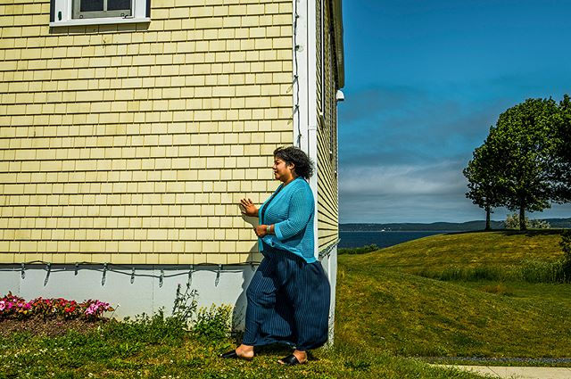 In June I was given the opportunity to photograph some amazing women in Nova Scotia 💛 I highly recommend reading the full story in the new issue of @saveurmag. Check out my story for photos of the spread :) @thompaynenyc you're the best!