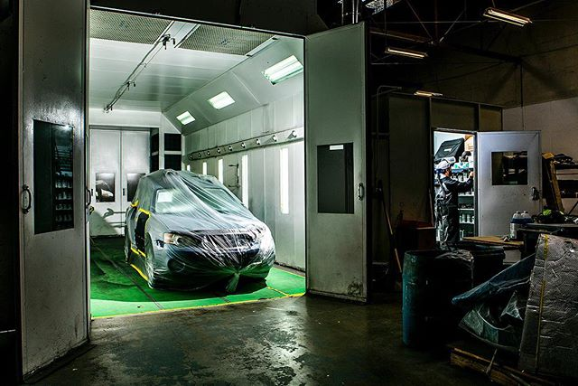 The science behind painting cars for @wired