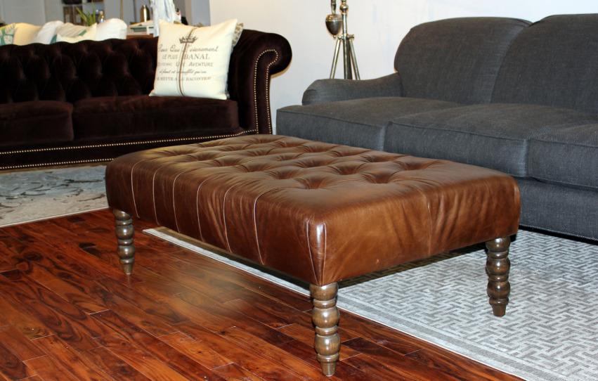 The Fairfax | Leather