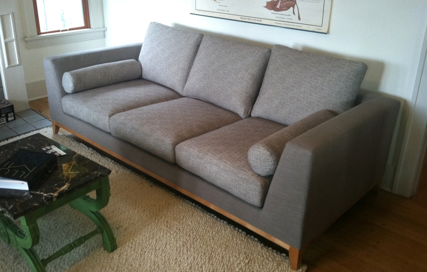 The Warren | Bolster cushions
