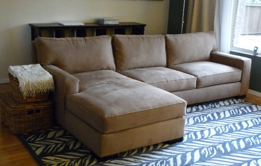 The Maxwell Sofa-chaise