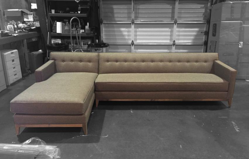 The Denmark Sofa-Chaise