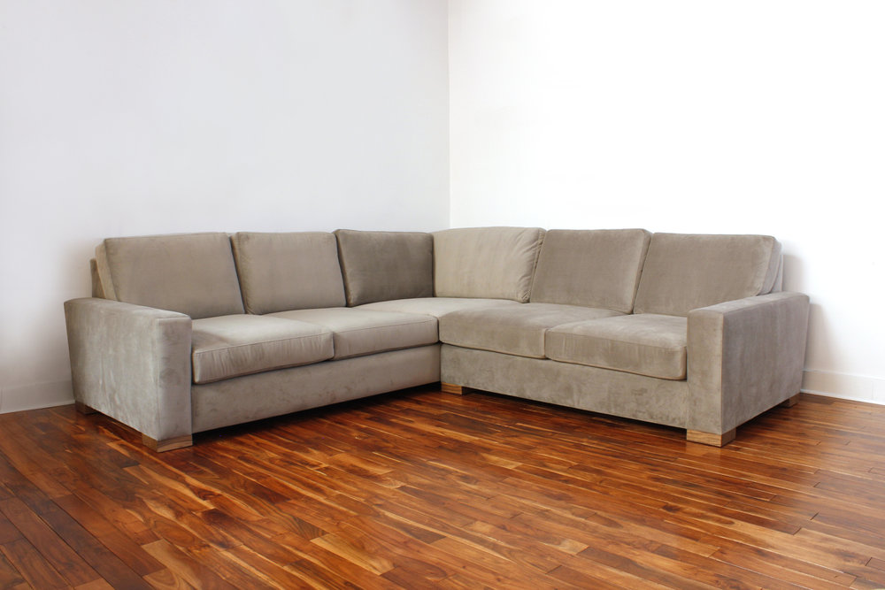 The Maxwell Modern Sectional