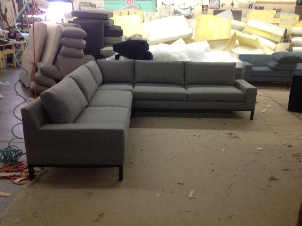 The Brownstone Sectional