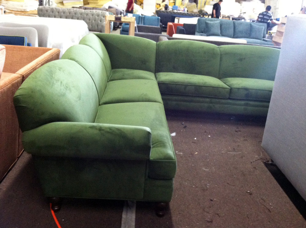The Harrison Sectional
