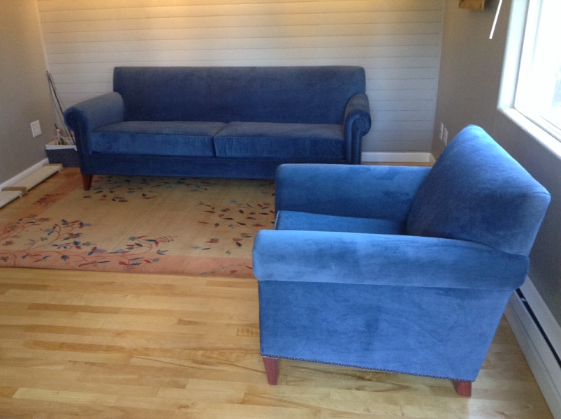 The Harrison Sofa and Chair