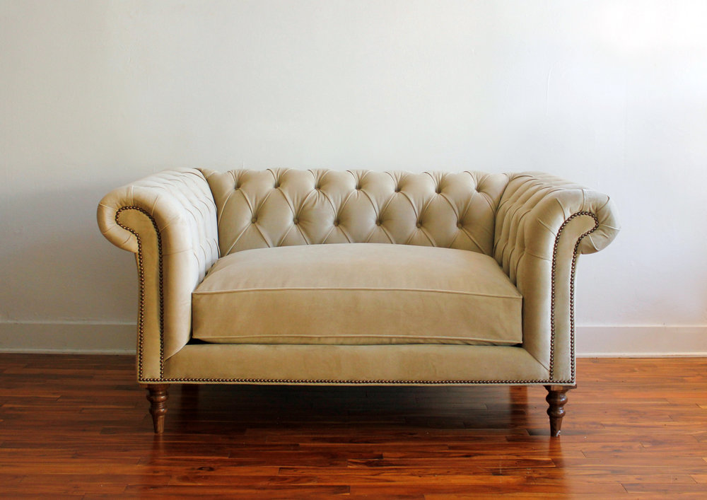 The Claire Loveseat