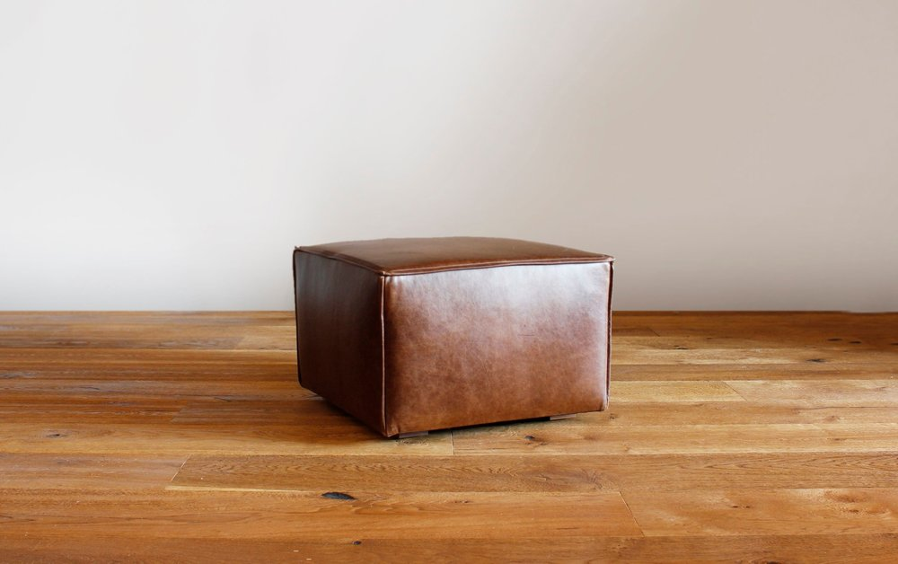 Cube | Leather