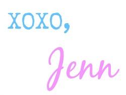 xoxo Jenn