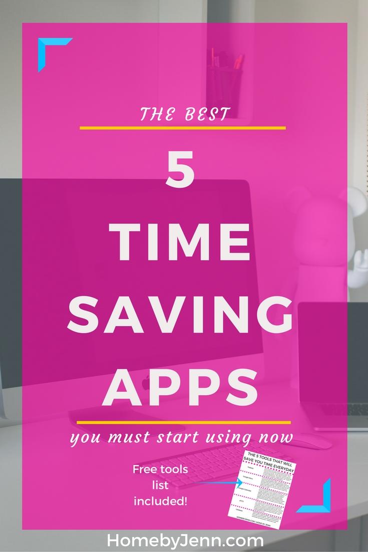 Time Saving; Apps; Productivity; Saving time; motivation; procrastination
