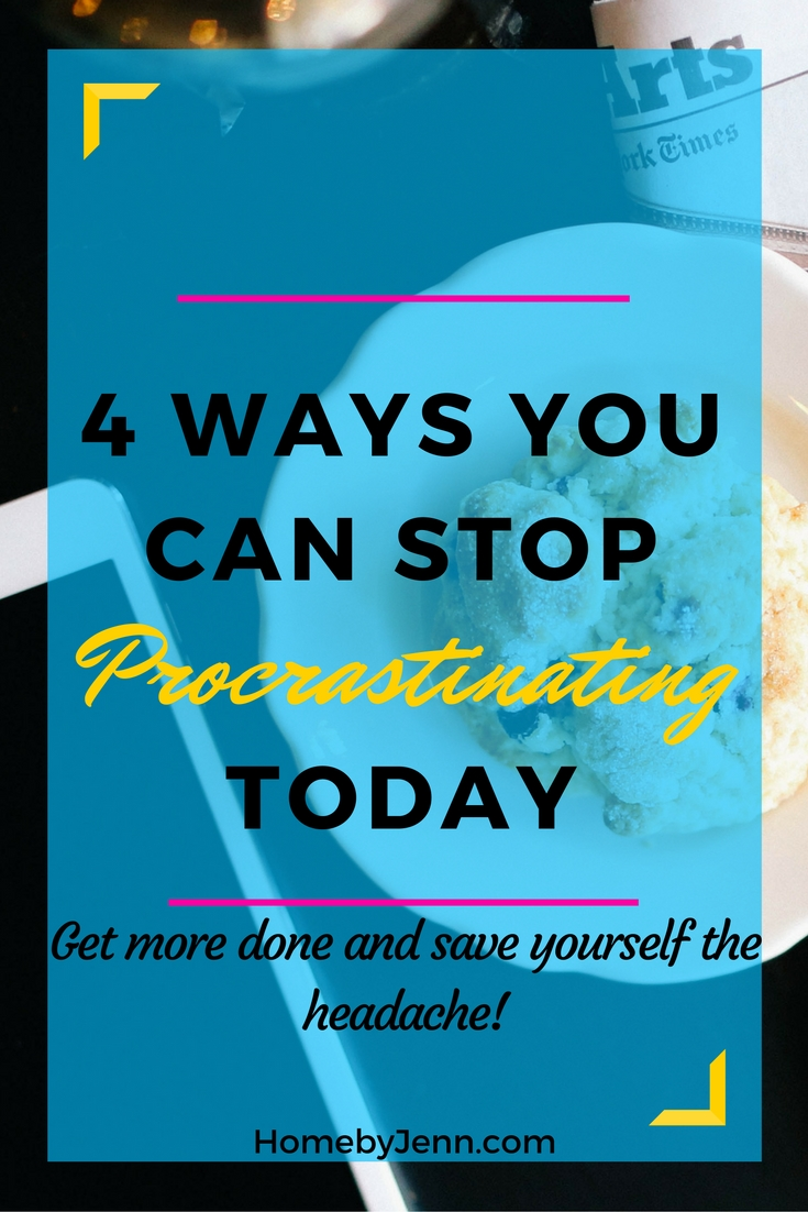 Learn how to stop procrastinating, save time, get more done & stay motivated.