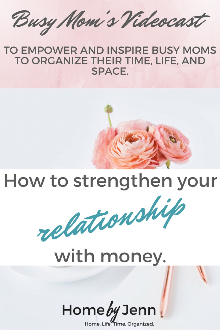 In this episode, you'll learn how to strengthen your relationship with money.  Addi from Frugal Fanatic shares what it takes to quickly strengthen your relationship with money.  Click through to download her completely free budget binder!
