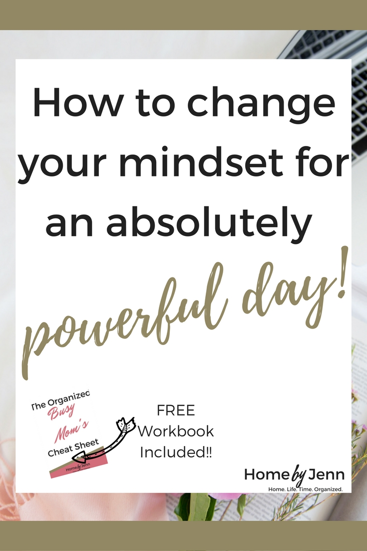 staying positive, productive day, affirmations, getting more done, saving time