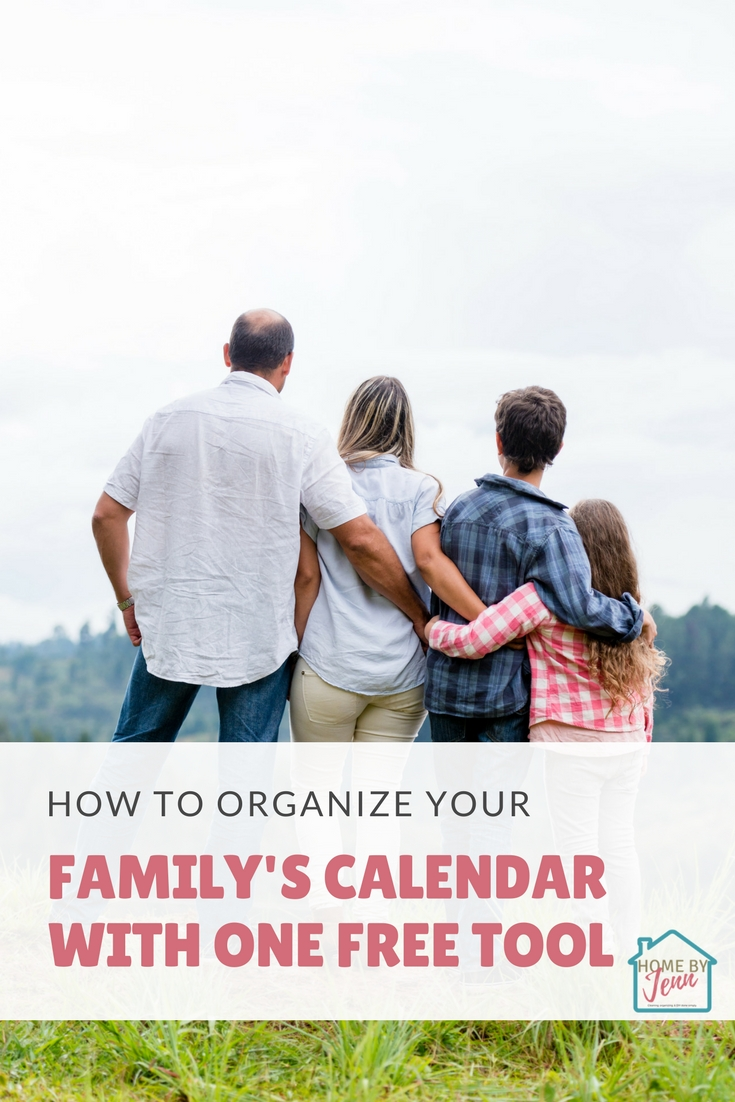 If you have a hard time keeping track of your entire family's schedule and/or your family has separate calendars and you need to keep track of everyone's calendar then this post is for you. In this post, I'm going to show you how to organize your entire family calendar with one free tool. #familyschedule #familycalendar #timemanagement #familycalendarorganization #familycalendarideas #familycalendarapp #app #calendarapp