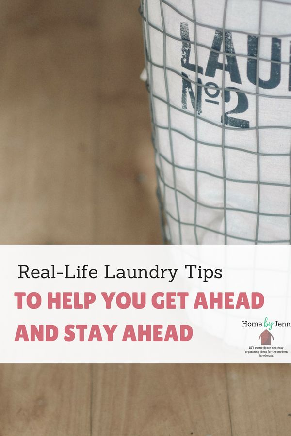 "In this post, Jenn shares with you how she created a laundry schedule that is easy to follow and allows her to stay ""caught up"" with the laundry.  She also included a free laundry schedule blueprint that you can download and use. #laundry #laundryschedule #laundryscheduleforworkingmoms #laundryroutine #familylaundryschedule #familylaundryroutine #laundryprintable"