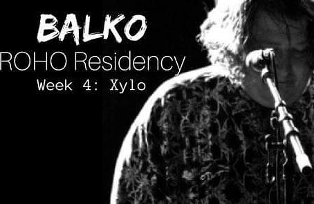 Balko's last night of their residency tonight with Xylo for their support act, here at the Robin Hood Hotel, we are also pumping out $5 coopers til late so  come down and cure that mid week blues from 8pm