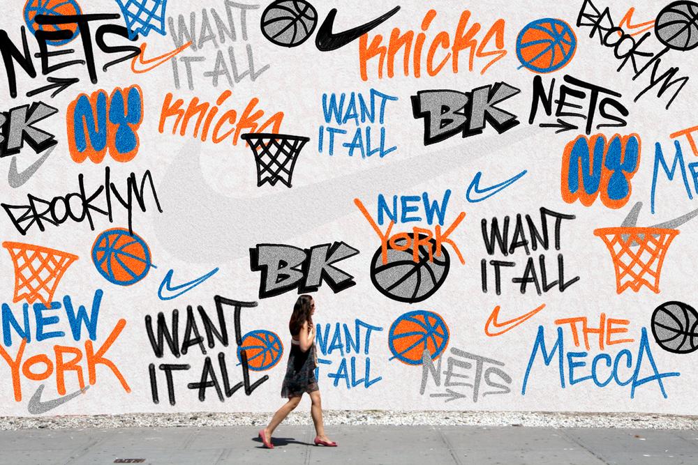 User-created AR graffiti wall concept