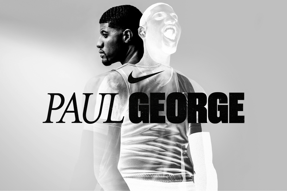 Paul George identity concept