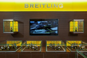 As the maker of the world's first clock for airplanes, Breitling's history has always been tied to aviation.