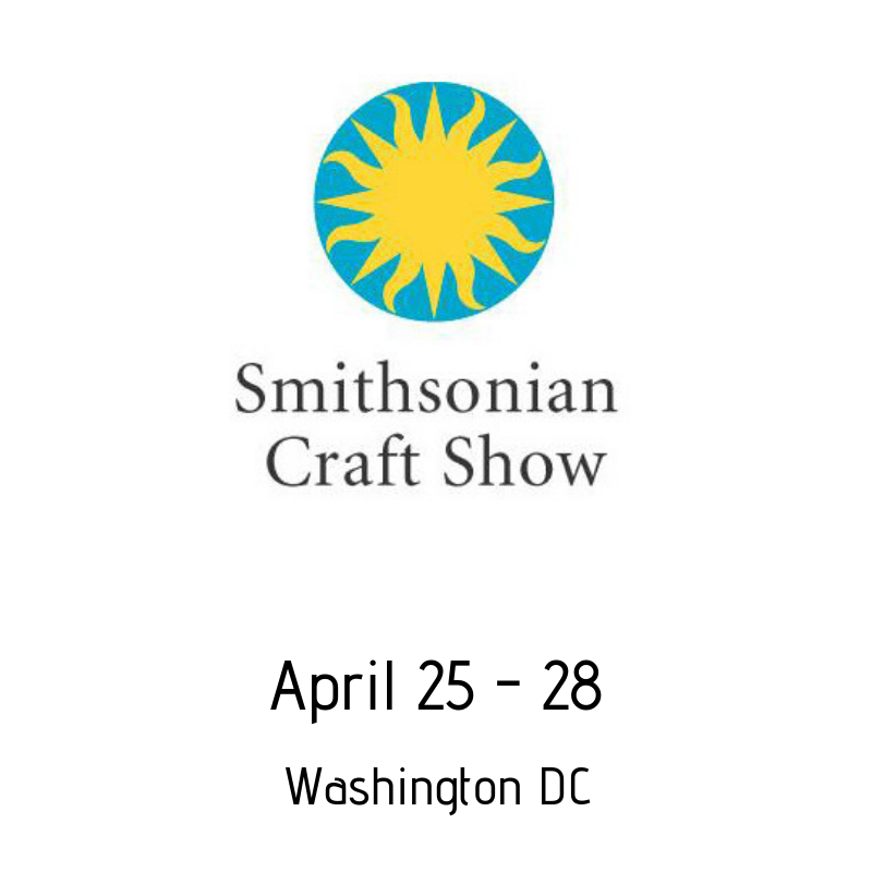 Smithsonian Craft Show — Melle Finelli Jewelry