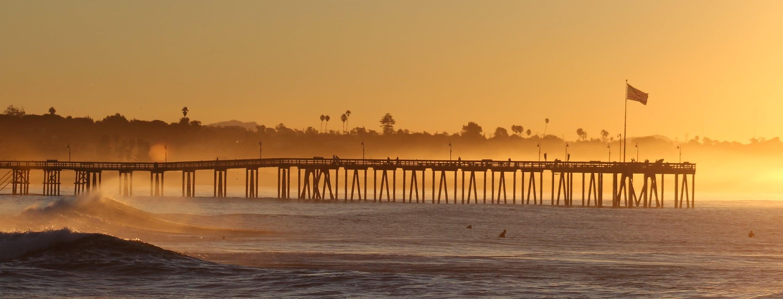 c-street sunrise. photo by desiree east.